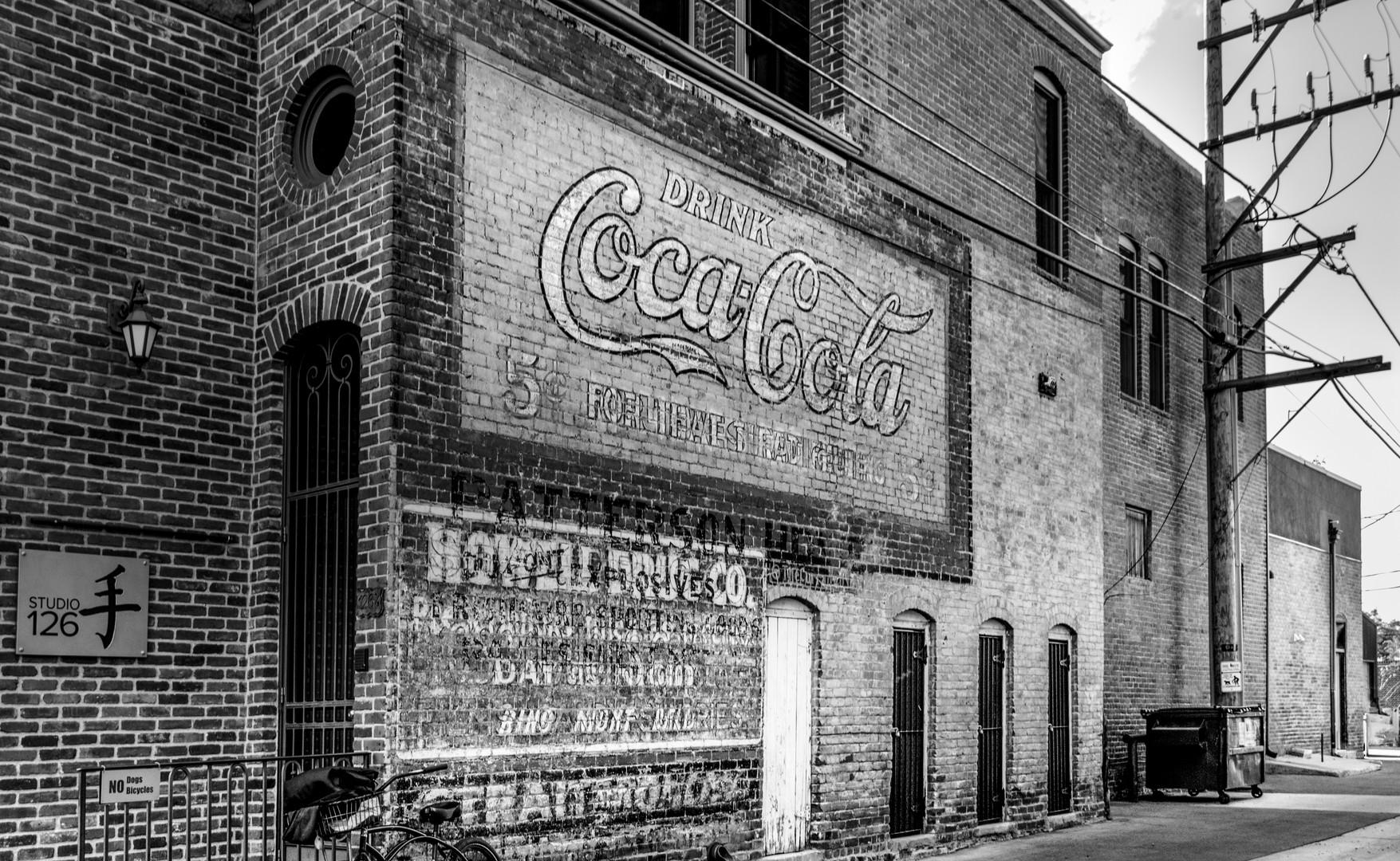 Nickel Coke -- 1009
