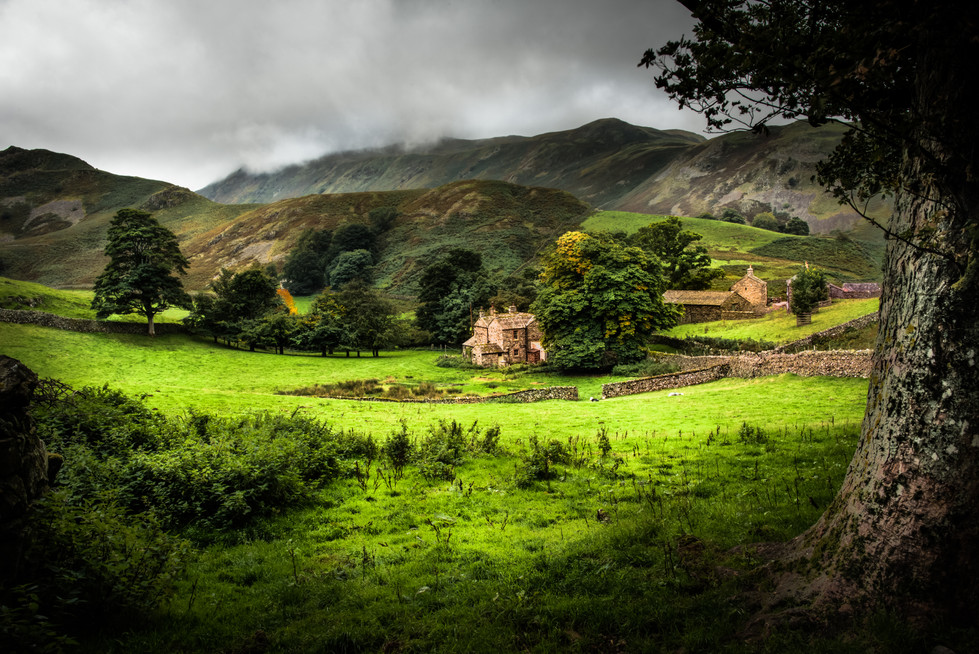 Croft in the Glen