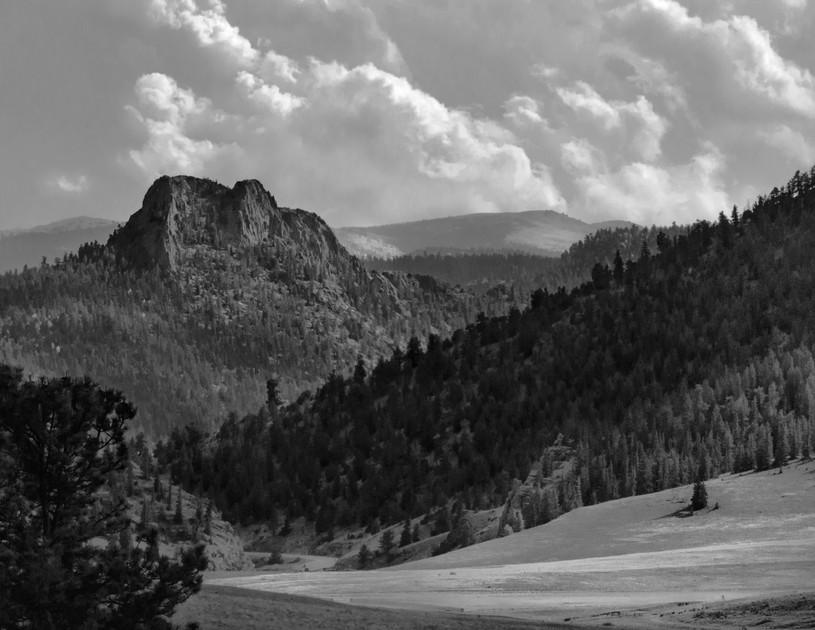 Rocky Mountain Peak -- 0995