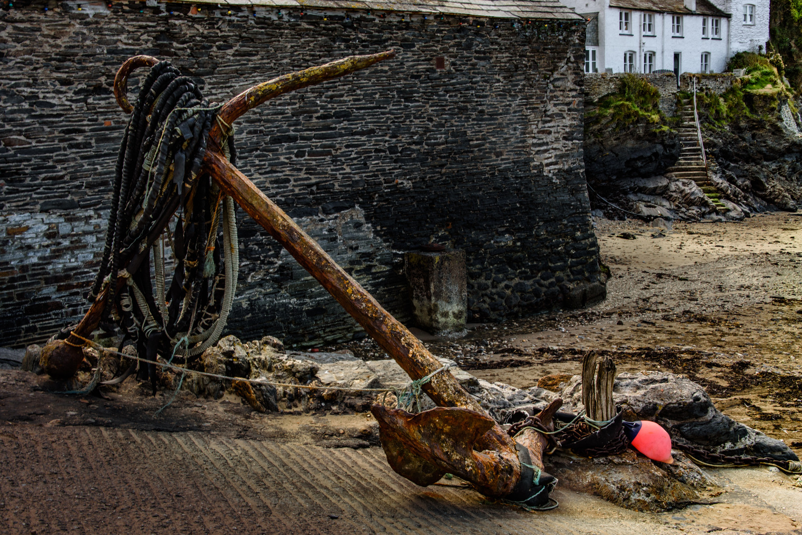 Port Isaac Anchor