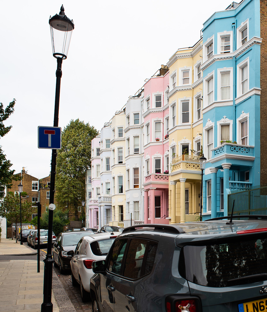 Row Houses Notting Hill
