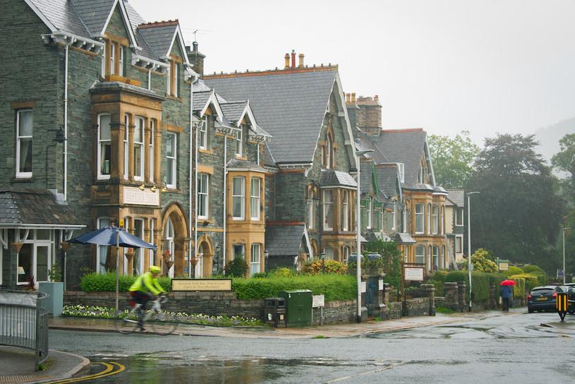Keswick in the Rain