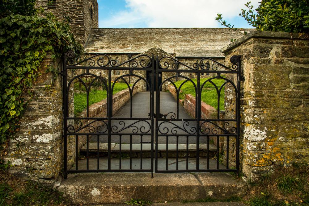 Forrabury Gate
