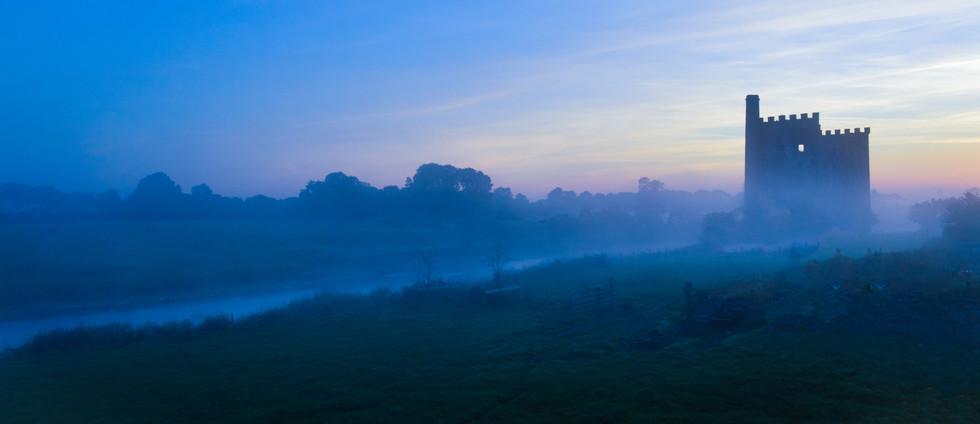 Foggy Mill on the Boyne