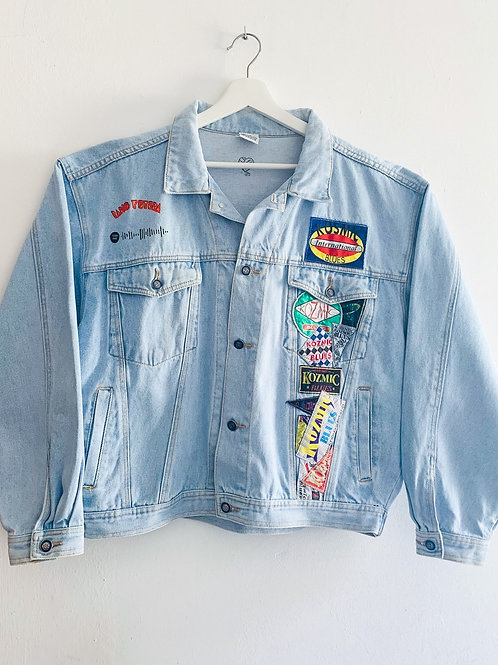 movida madrileña 80's jacket