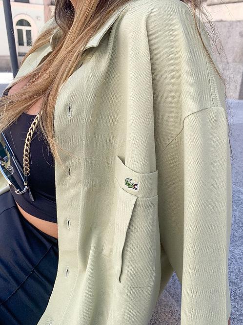 Camisa vintage Lacoste