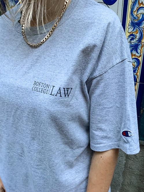 Camiseta oversize CHAMPION