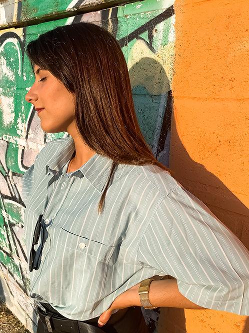 """Camisa vintage """"green coast"""""""