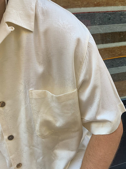 "Camisa vintage ""coconut"""
