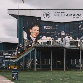 Fleet Air Arm Museum 2018