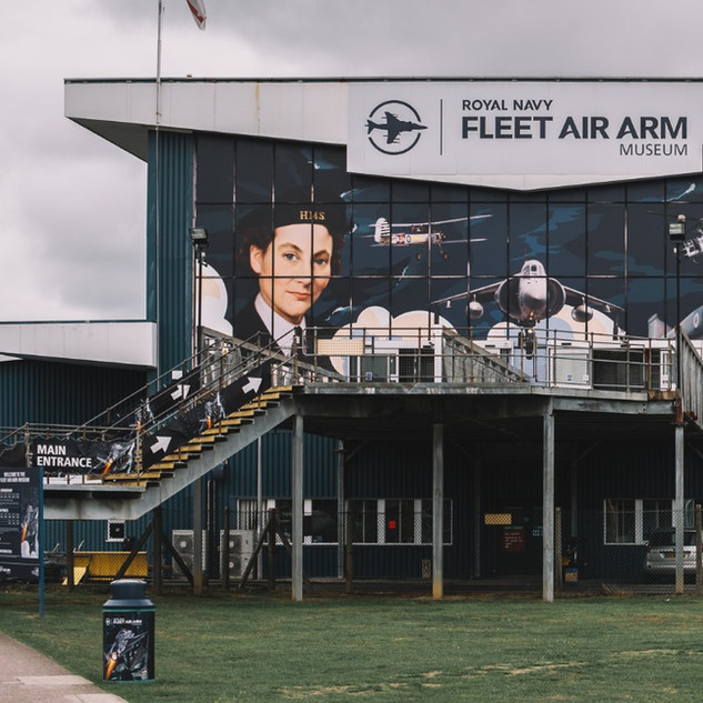 Fleet Air Arm Museum 2018