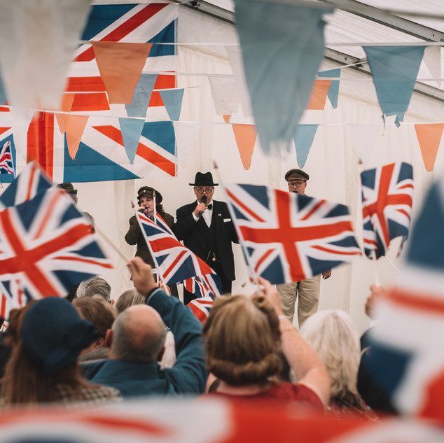 Lytham 1940 War Weekend