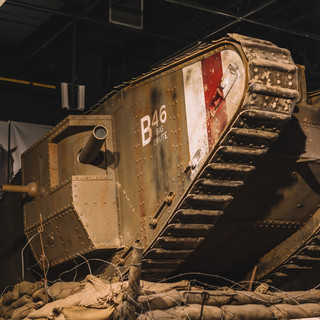 The Tank Museum 2018
