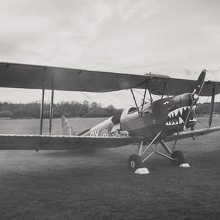 Vintage Flying Teaser