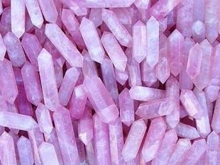 Gama de cristales lila: sanación del niño interior