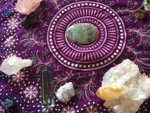 Los cristales y el color