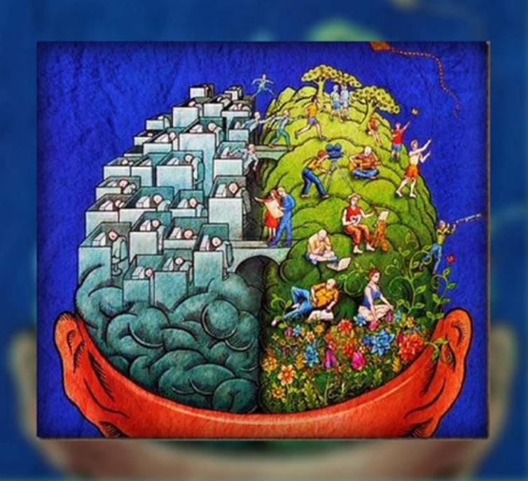 Casa Om | Lado B de tu cerebro