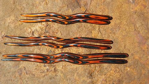 Ketylo Hairsticks Dymalux Wildfire Single