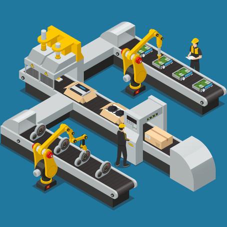 Tipos de Automação Industrial