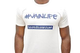 Gents #VainLife Tee