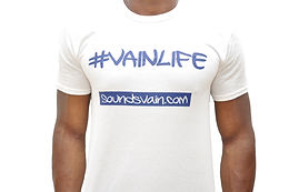 Gents #VainLife Tee
