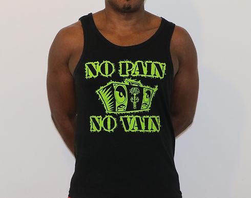 No Pain No Vain Vest