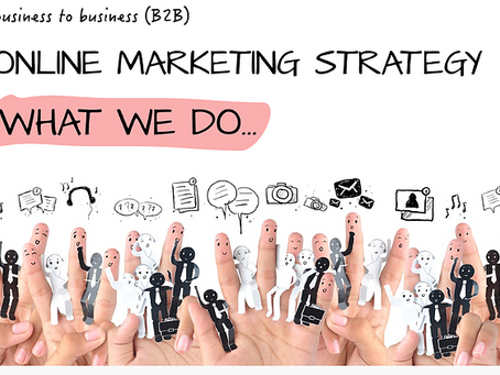 B2B Online Marketing Strategy