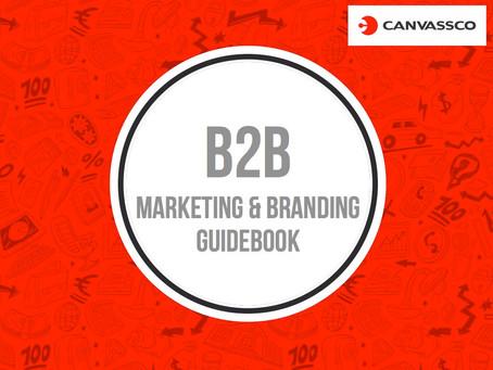 B2B Branding and Marketing Guide Book