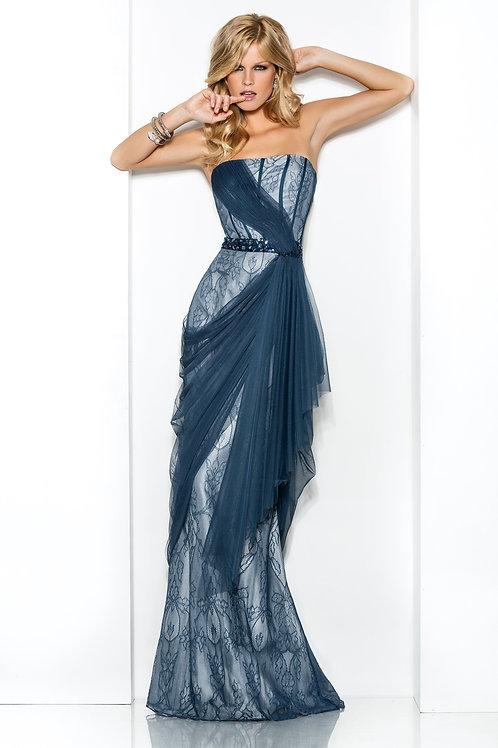 Vestido Cabotine Azul