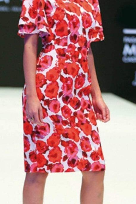 Vestido Ángel Iglesias
