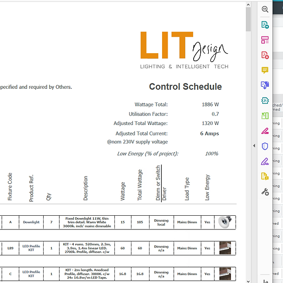 Workshop 1  -  Control/Load Scheduling.