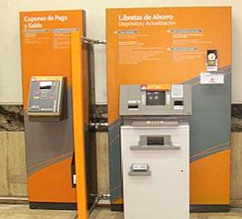 Banco estado Servicios
