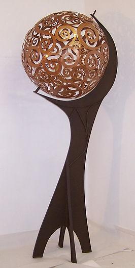 Spiral Orb