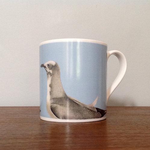 Large Seagull mug