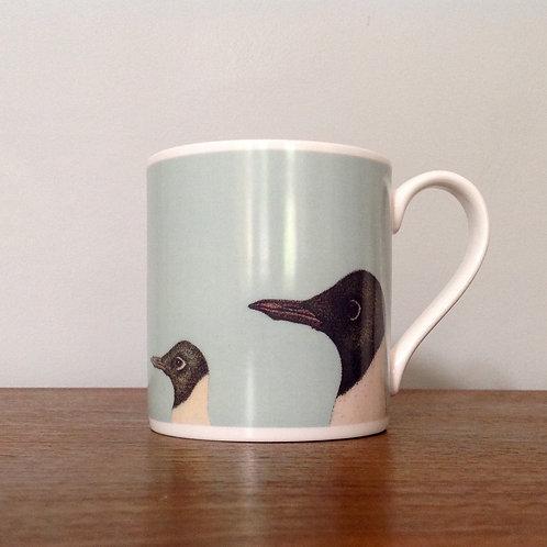 Large Blackheaded gull mug