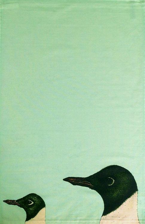 Black headed gull Tea towel