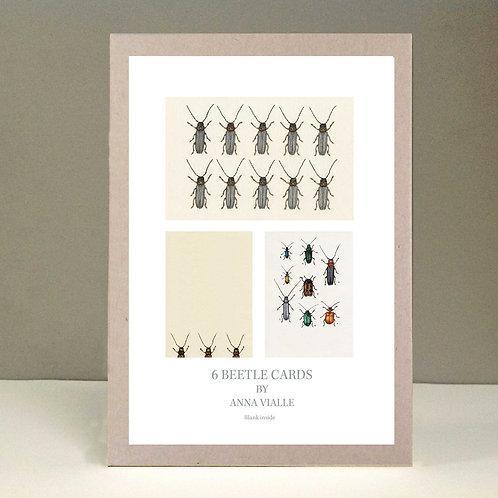 Beetles Card Pack