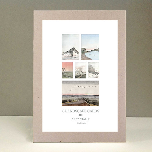 Landscape Card Pack