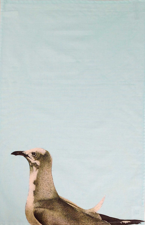 Seagull Tea towel