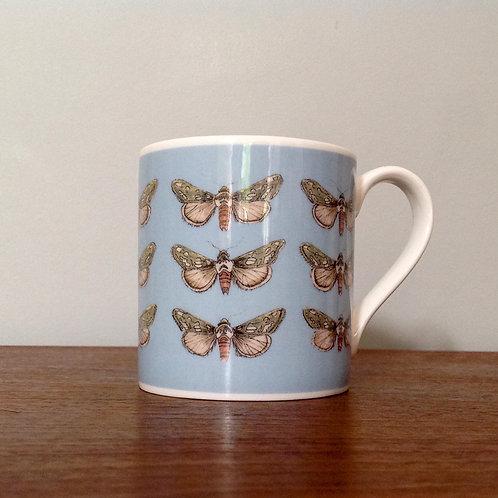 Large Green moths mug