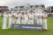 Essex County Cricket Club_Specsaers County Championship winners 2019