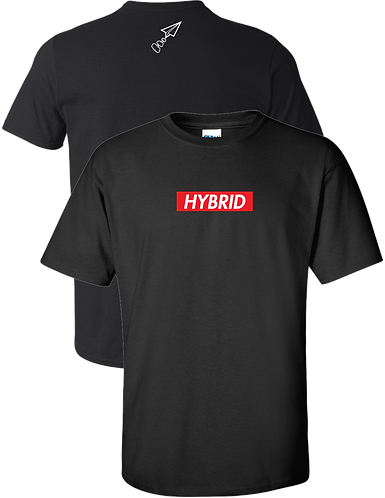 Hybrid Tee (Black)