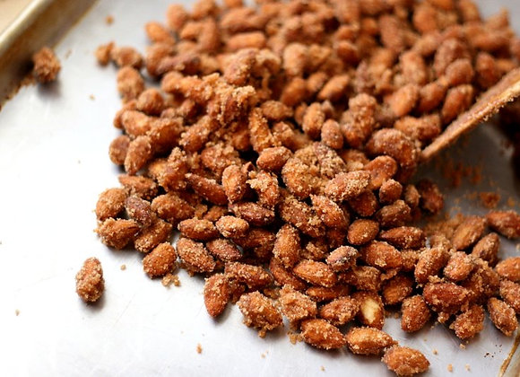 Roasted Candied Nuts