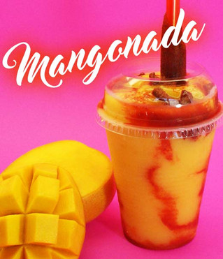 Beat the Heat With a Mangonada