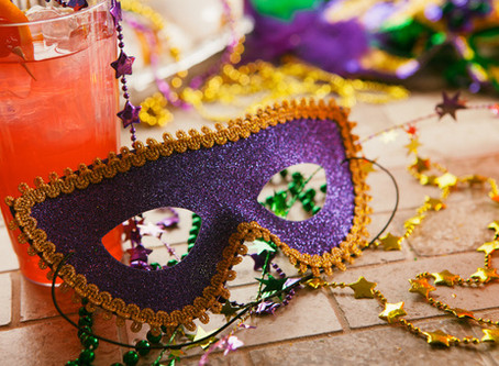 It's Time to Party Mardi Gras Style!