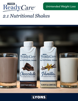 2.1 Nutritional Shakes