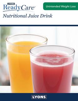 Nutritional Juice Drink