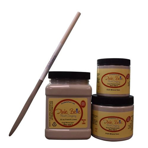 French Linen Chalk Mineral Paint
