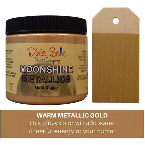 Gold Digger- Moonshine Metallics