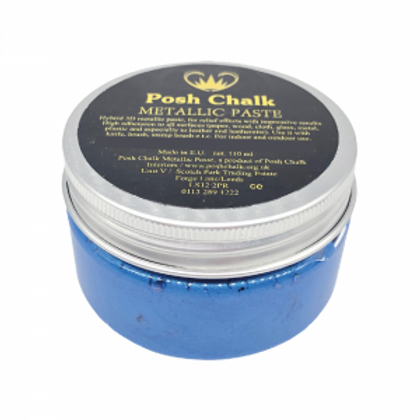 Blue-Fhthao Metallic Paste